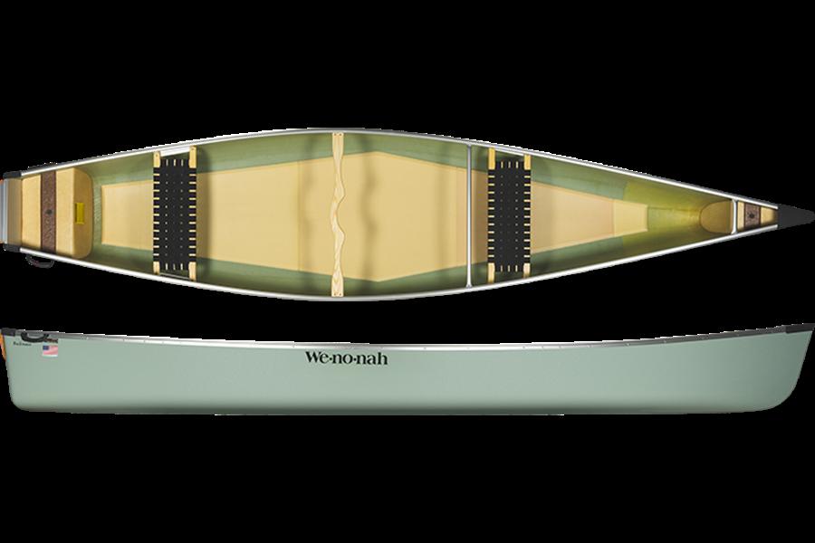 Wenonah Canoe :: Backwater