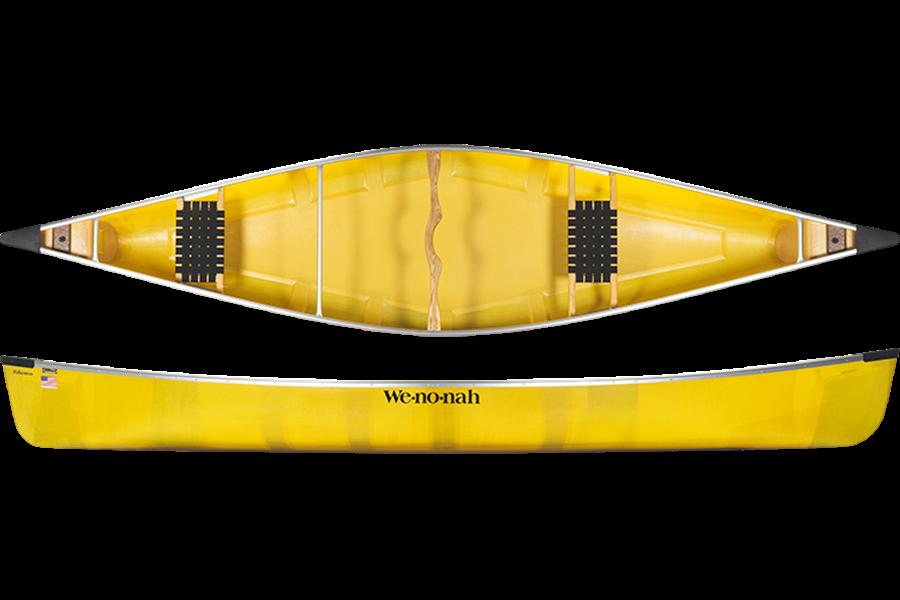 Wenonah Canoe :: Fisherman