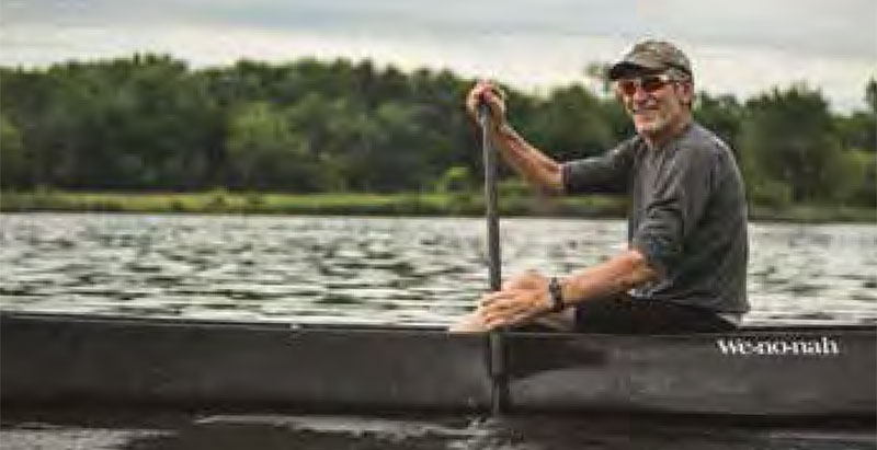 Wenonah Canoe manufactures canoes and paddling accessories